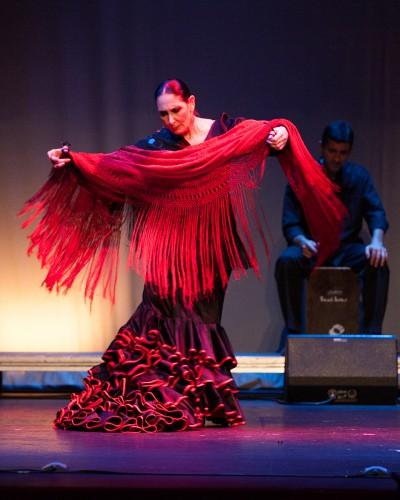 """Julia Grecos. La Conversación de """"Emociones Flamencas"""""""