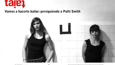 Vamos a hacerte bailar: Persiguiendo a Patti Smith