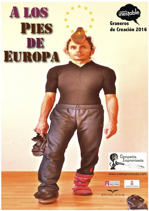 A los pies de Europa